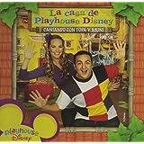 La Casa De Playhouse Disney-Cantando Con Topa Y Mu