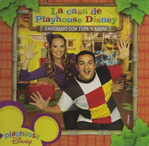 Casa Playhouse Disney Cantando Con Topa product image