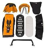 Mountain Buggy Duet Family Pack, Orange
