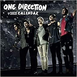 2021 One Direction Calendar