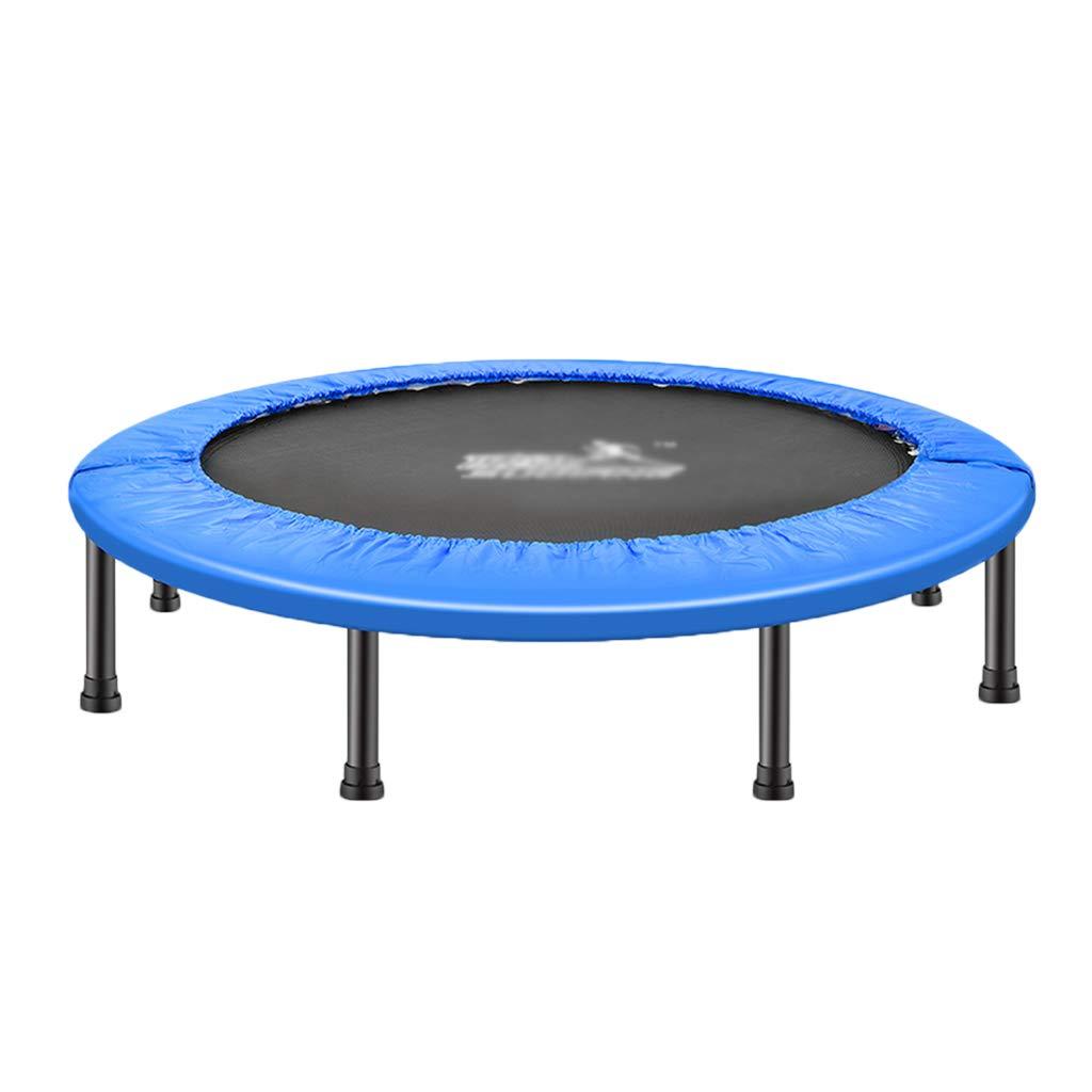 Gartentrampoline Trampolin Kinder Indoor-Trampolin Trampolin Fitnessstudio Erwachsene Trampolin Indoor-Trampolin Faltbare Federbett