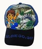Go, Diego, Go! Blue Baseball Cap by Nickelodeon