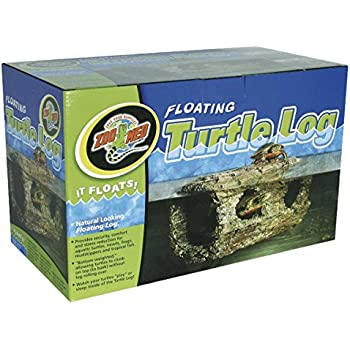 Amazon Com Zoo Med Floating Turtle Log Aquatic Turtle