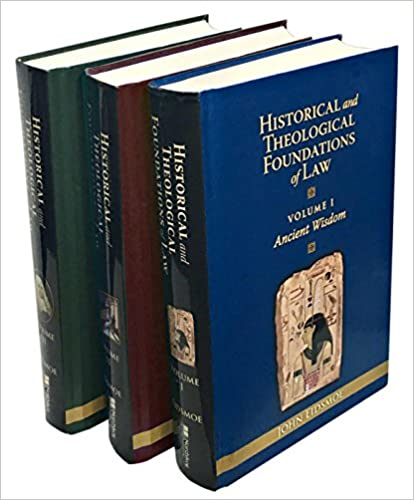 Amazon historical and theological foundations of law historical and theological foundations of law 2nd edition fandeluxe Images