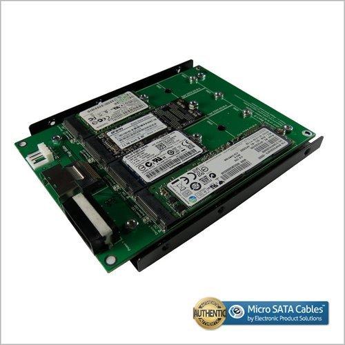 Mini SAS SFF-8087 to M.2 x 4 with 3.5 Inch Frame