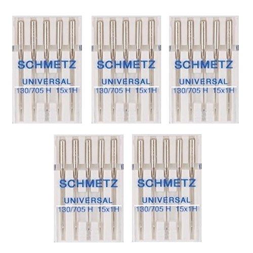 Universal Machine Needles-Size 8/60 5/Pkg