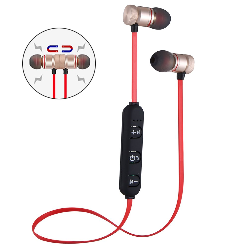 Samsung Galaxy Note 9 Wireless Earphones Elecfan Headphone Wire Diagram Additionally Iphone Charger Cable Cord As Well Waterproof Music Player Headset With Mic Underwater Sports Neckband Running For