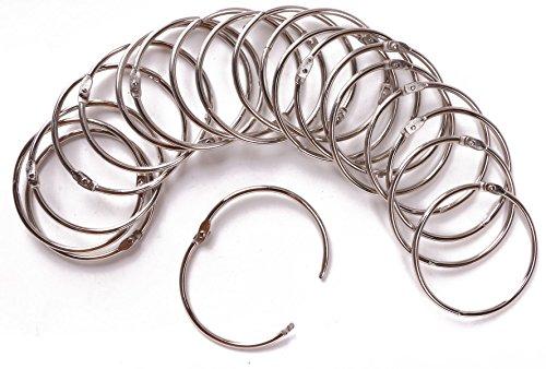 extra large binder rings - 7