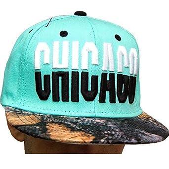 aae81215f67 KB Ethos Chicago Snakeskin Snapback Caps