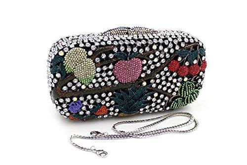 Chirrupy pour violet femme Violet Pochette Multicolor3 Chief rPqS1r