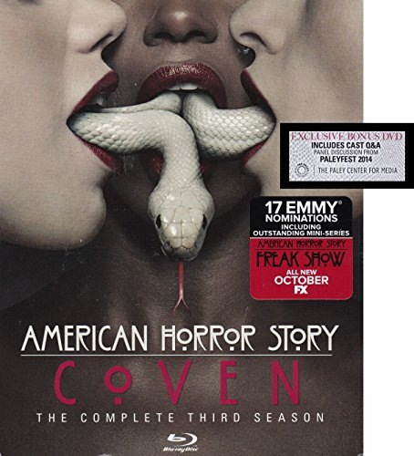 American Horror Story Coven The Complete Third Season with BONUS DISC