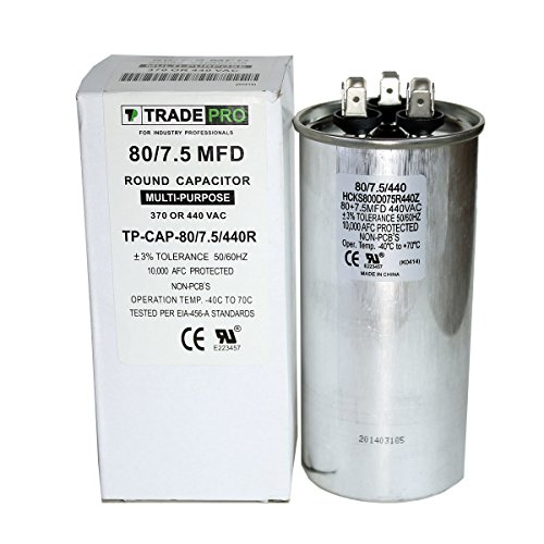 TradePro 80/7.5 MFD Replaces B