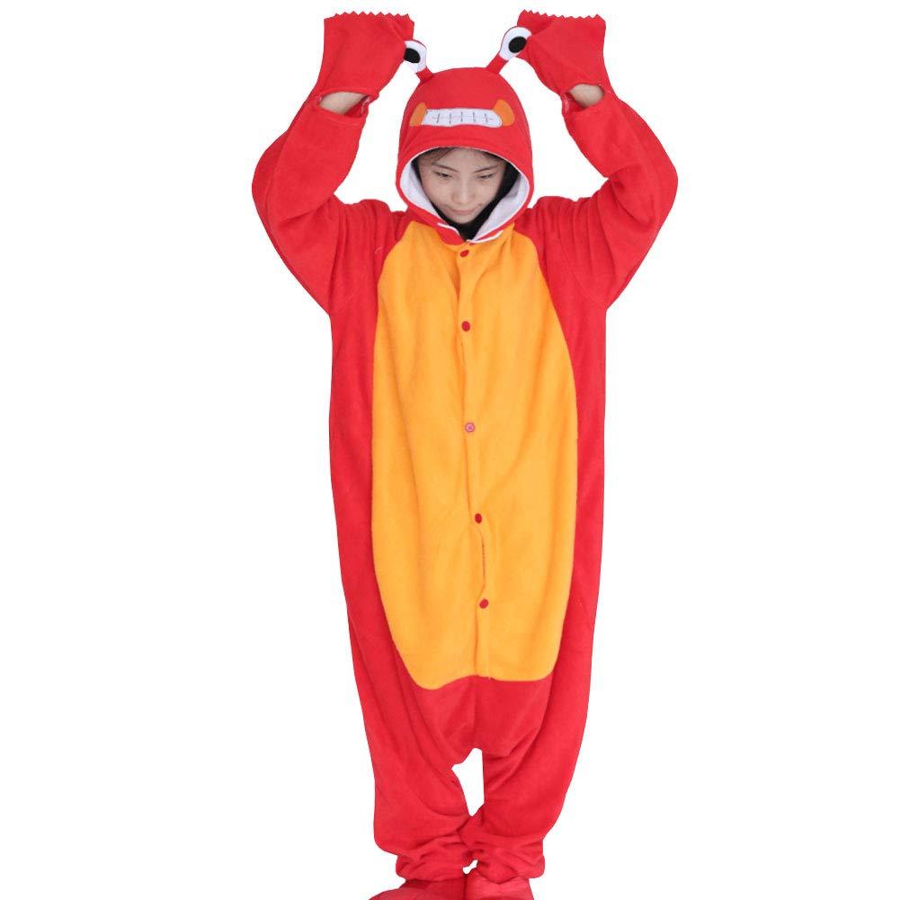 YFCH Unisex Adult Pyjamas Cosplay Tier Onesie Nachtwäsche Schlafanzug mit Kapuze Jumpsuit B07K4RJT2H Kostüme für Erwachsene Gewinnen Sie hoch geschätzt | Good Design
