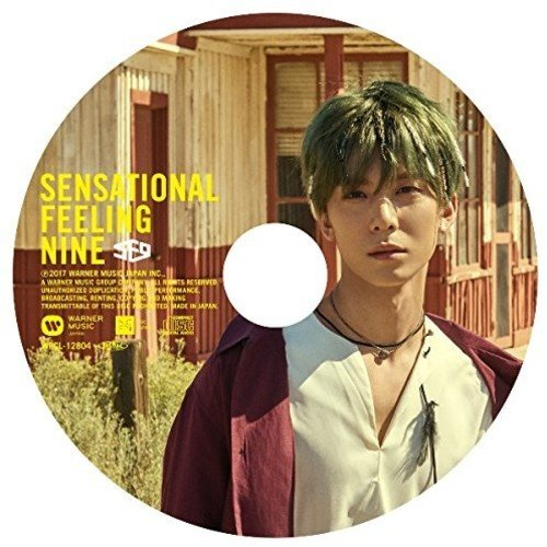 Sf9 - Sensational Feeling Nine: Hwi Young Version (Japan - Import)