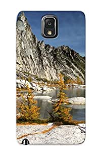 Awesome Case Cover/galaxy Note 3 Defender Case Cover(mountains (68))