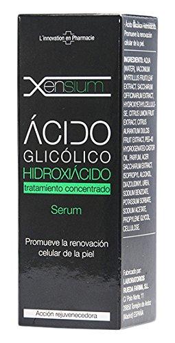 Xensium Serum Acido Glicólico Hidroxiácido