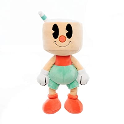 Funko Plush: Cuphead - Puphead Collectible Figure, Multicolor: Toys & Games