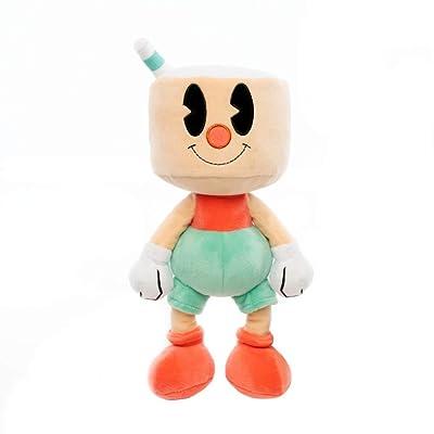 Funko Plush: Cuphead - Puphead Collectible Figure, Multicolor: Toys & Games [5Bkhe1204037]