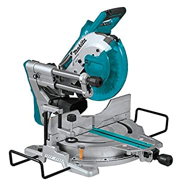 Makita X2 LXT Cordless 10 Compound Miter Saw, Tool Only