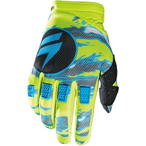 - 2016 Shift Strike Gloves-Yellow Camo-XL by Shift