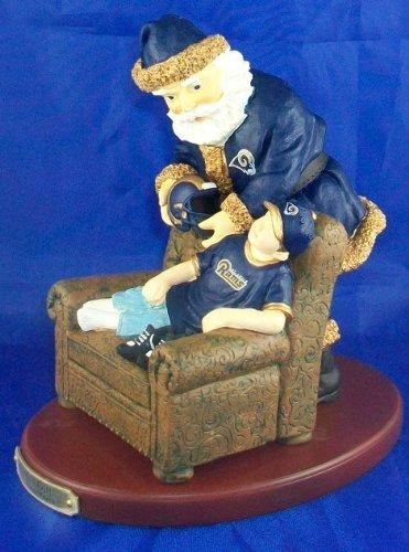 (St Louis Rams Figurine