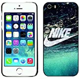 Iphone 5 5s Case With Nike Logo Just Do It Skin Back Cover Case For Iphone 5(Classic)
