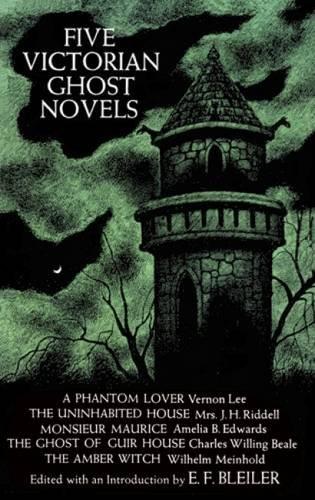 - Five Victorian Ghost Novels