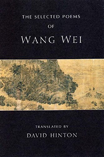 Selected Poems Of Wang Wei