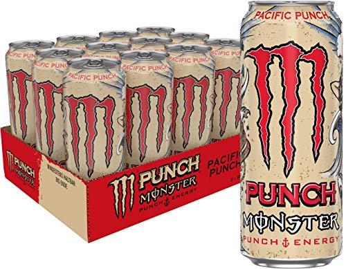 Monster Energy Pacific Punch, 12er Pack (12 x 500 ml)