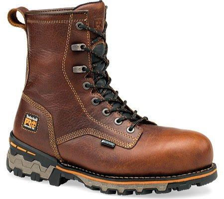 (Timberland PRO Men's Boondock Plain Toe 8
