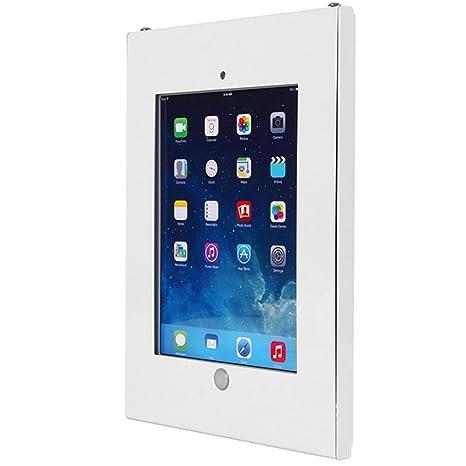 Maclean MC-676 Universal Wandständer für iPad 2/3/4/ Air, Air 2, Tablet  Halterung, Tablet Ständer, Halter mit Verriegelung
