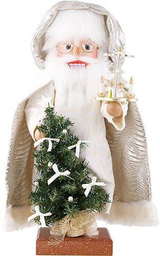Christian Ulbricht Nutcracker - Santa Claus Pyramid - 45 cm / 17.7 inch
