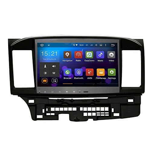 SYGAV Android 5.1.1 Lollipop Quad Core 10.2 Inch In-dash Car Stereo Video Player...