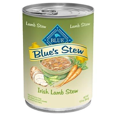 Blue Buffalo Blue's Stew Irish Lamb Stew Adult Canned Dog Food