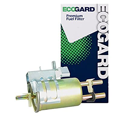 ECOGARD XF65376 Engine Fuel Filter - Premium Replacement Fits Ford Ranger/Mazda B3000, B4000, B2500, B2300: Automotive