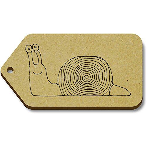 X 66mm Geschenk slak' bagagelabels tg00002335 34mm 10 'Vrolijke vpw4xqq