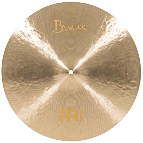 Meinl Cymbals B17JMTC Byzance 17-Inch Jazz Medium Thin Crash Cymbal (Byzance Traditional Medium Thin)