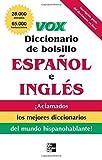 VOX Diccionario de Bolsillo Español y Inglés, Vox Staff, 0071780866