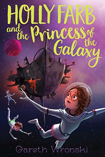 Holly Farb and the Princess of the
