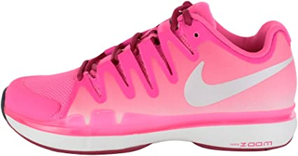 Redada Superioridad enchufe  Amazon.com: Nike Zoom Vapor 9.5 Tour - Zapatillas de tenis para mujer, 7.5  M US: Sports & Outdoors