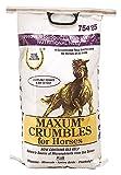 Horse Health Maxum Crumbles for Horses, 25 lbs