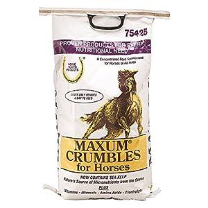 Horse Health Maxum Crumbles for Horses, 25 lbs 1