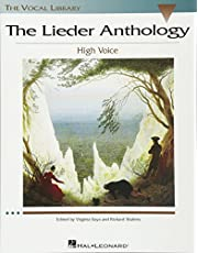 The Lieder Anthology: The Vocal Library High Voice
