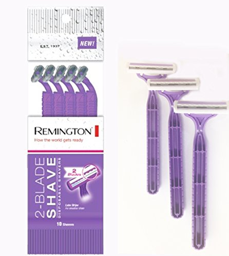 Remington Disposable Razors Blade Womens