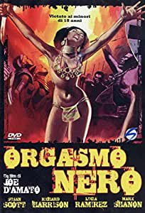 Orgasmo Nero [Italia] [DVD]
