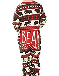 Kids Flapjack Onesie by LazyOne   Matching Family Christmas Pajamas + Adult, Kid, and Infant Sizes