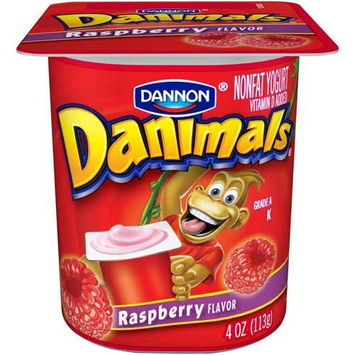 yogurt danimals - 8