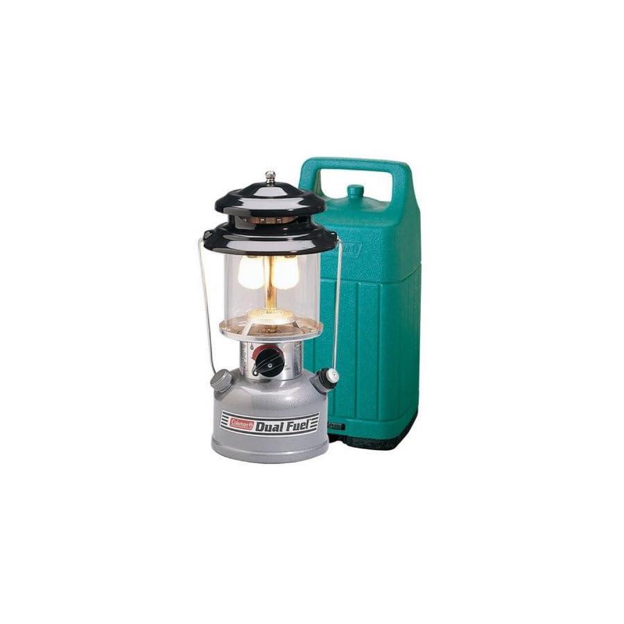Coleman Premium 700 Lumens Dual Fuel Camping Lantern with Case