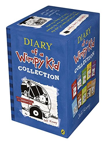 Diary of a Wimpy Kid 10 Book Slipcase (Book Slipcase)