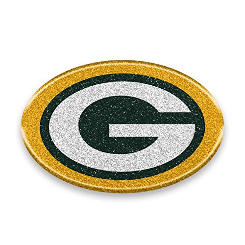 NFL Green Bay Packers Color Bling Emblem, 4
